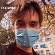 Alain-Fabien Delon est sorti de l'hôpital, sur Instagram le 4 septembre 2020.