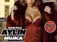 La superbe Aylin Mujica se dévoile... et c'est toute la chaleur de Cuba qui s'invite chez vous !