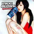 Vikki Blows en couverture de son calendrier 2008.