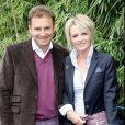 Pierre Sled et Sophie Davant - Tournoi de Roland Garros 2009