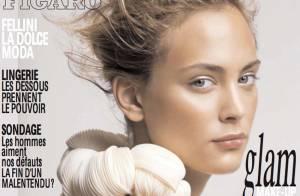 Nora Arnezeder joue les icônes de beauté et a trouvé son plus beau rôle...