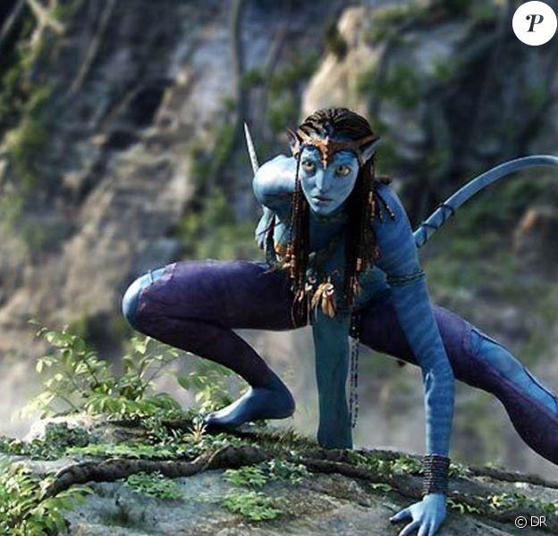 Des images du magnifique Avatar, de James Cameron.