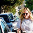 Exclusif - Kirsten Dunst prend un café chez Jones on Third à Los Angeles le 9 novembre 2019.