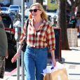 Exclusif - Kirsten Dunst fait du shopping à Los Angeles, le 4 octobre 2019.