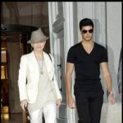 Madonna est verte : le compagnon d'Halle Berry vole le job de son Jesus Luz...