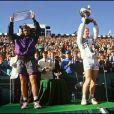 En 1991 à Roland Garros contre Jim Courier, Andre Agassi et le look qui l'a rendu célèbre !