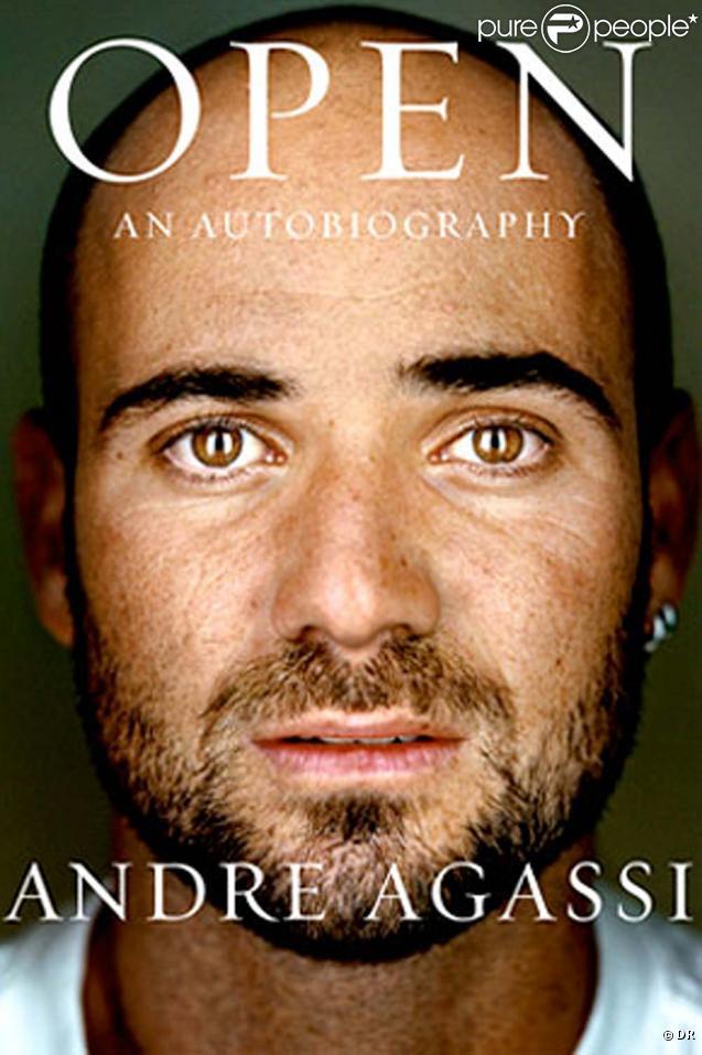 L'autobiographie d'Andre Agassi, à paraître le 9 novembre 2009 !