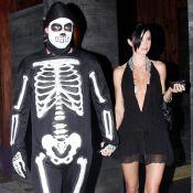 Brody Jenner : un sac d'os... avec sa chérie très décolletée !