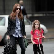 Julianne Moore : elle offre une manucure et une pédicure... à sa fille de sept ans !
