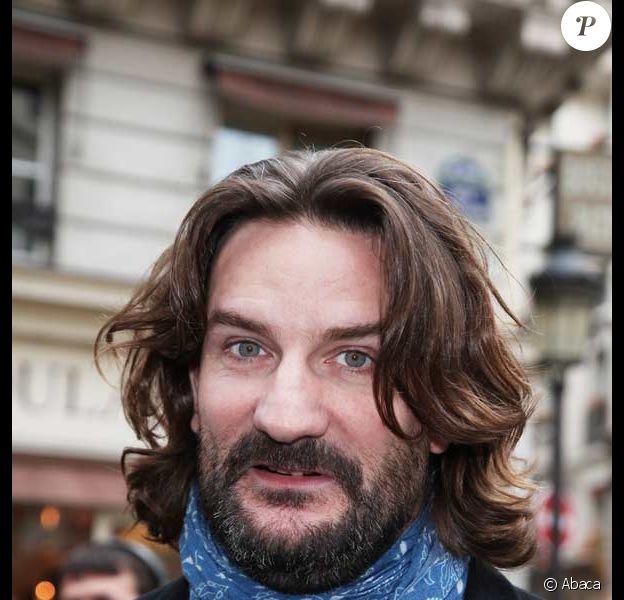 Frederic Beigbeder à la remise du prix Goncourt et Renaudot à Paris
