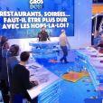 """Benjamin Castaldi s'emporte contre Fabrice Di Vizio dans """"Touche pas à mon poste"""" au sujet des restrictions sanitaires - C8"""