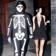 Brody Jenner n'est pas très inventif, alors il a décidé de finalement tout copier sur... Christina Aguilera. Au côté de sa copine très décolletée, l'acteur de The Hills n'a que la peau sur les os !