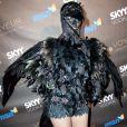 Heidi Klum et Seal étaient les hôtes de la soirée la plus glam' d'Halloween. Le couple est arrivé déguisé en oiseau de mauvaise augure. Terrifiants mais terriblement amoureux !