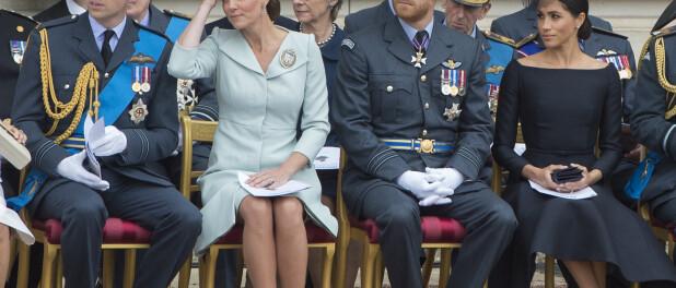 Harry et William, première prise de contact : Kate Middleton joue les