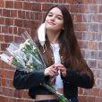 Suri Cruise fait une sortie avec une amie à New York le jour de son anniversaire, elle a 15 ans le 18 avril 2021.
