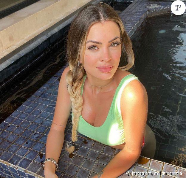 Mélanie Da Cruz répond aux rumeurs de grossesse qui circulent à son sujet - Instagram