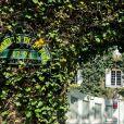 Le moulin de Breuil, propriété du couple Tapie (Bernard Tapie et sa femme Dominique) à Combs-la-Ville, France, le 18 avril 2021. © Valerian Wagner/Bestimage