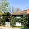 Le moulin de Breuil, propriété du couple Tapie à Combs-la-Ville, France, le 18 avril 2021. © Valerian Wagner/Bestimage