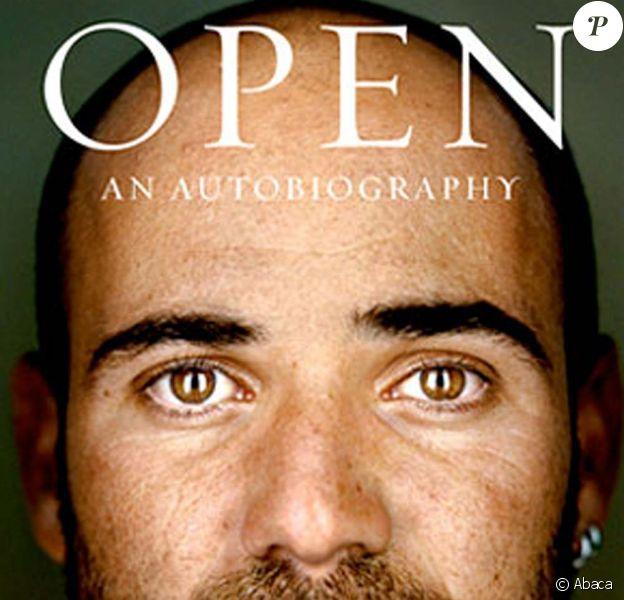Ande Agassi, Open, son autobiographie à paraître en novembre 2009