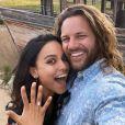 Maya Stojan s'est mariée ! L'actrice de la série Castle a épouse le rugbyman américain Todd Clever.
