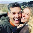 LeAnn Rimes et son mari Eddie Cibrian sur Instagram.