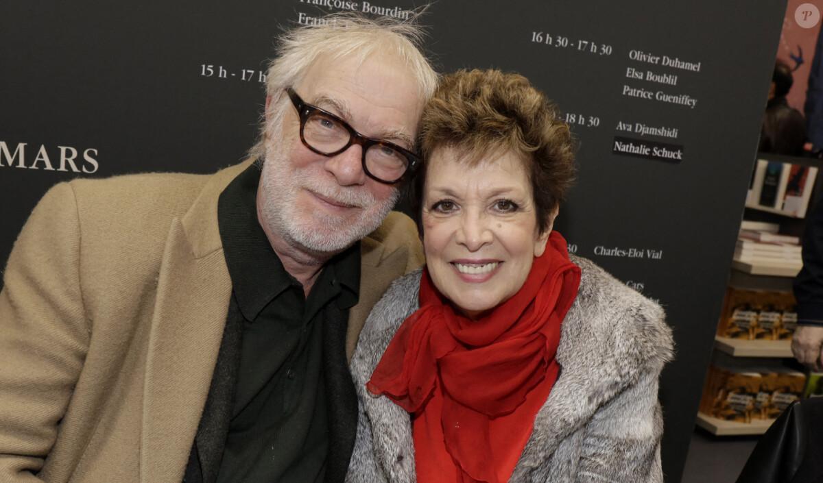 Catherine Laborde a 70 ans : Qui est son mari Thomas Stern ?
