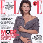 """Sophie Marceau avoue : """"Etre Mme Lambert ne m'a pas tellement plu"""" !"""