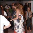 Gisele Bündchen et son mari Tom Brady à Miami