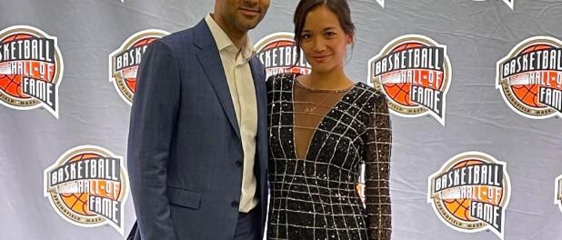 Tony Parker amoureux : premier tapis rouge avec Alizé Lim, sublime en petite robe