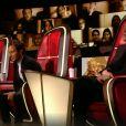 """Mentissa Aziza (Vianney) interprète """"We Are The World"""" lors de la finale de """"The Voice"""" (TF1) le samedi 15 mai 2021."""