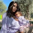 Liam Di Benedetto obligée de placer sa fille Joy (3 ans) dans une école spécialisée pour prendre en charge son handicap - Instagram