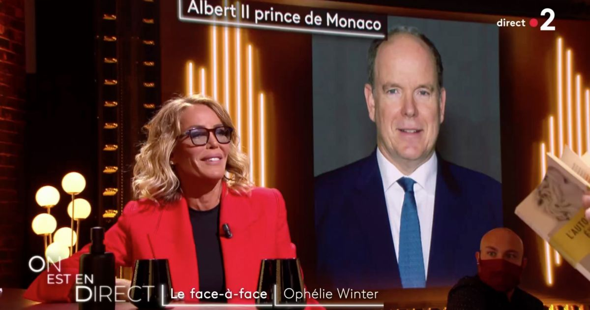 """Ophélie Winter a failli épouser le prince Albert de Monaco : """"Il m'a proposé un contrat…"""""""