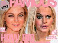 Lindsay Lohan : sa descente aux enfers en images... choquant !