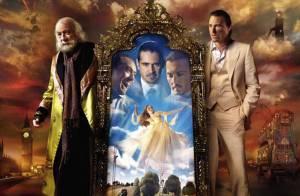 Heath Ledger, Johnny Depp, Woofy et la fin du monde... c'est le casting ciné de la semaine !