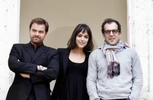 Clovis Cornillac et la sexy Vimala Pons ont ouvert... le 18e Festival de cinéma de Sarlat !