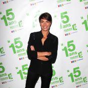 Alessandra Sublet et les autres animateurs de France 5... ont fait une grosse fiesta, pour les 15 ans de la chaîne !