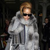 Rihanna : une menace... la guette !