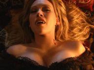 Regardez la belle Hilary Duff plus sexy que jamais... en suceuse de sang chaud !