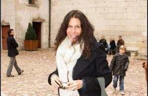 Astrid Veillon : une future maman éblouissante entourée de Patrick Bruel et Andrea Casiraghi... déchaînés !