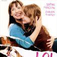La bande-annonce de LoL avec Sophie Marceau, dans lequel participe Jocelyn Quivrin dans le rôle d'Antoine