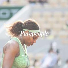 """Serena Williams blessée et en larmes : elle a """"le coeur brisé"""" après son abandon à Wimbledon"""