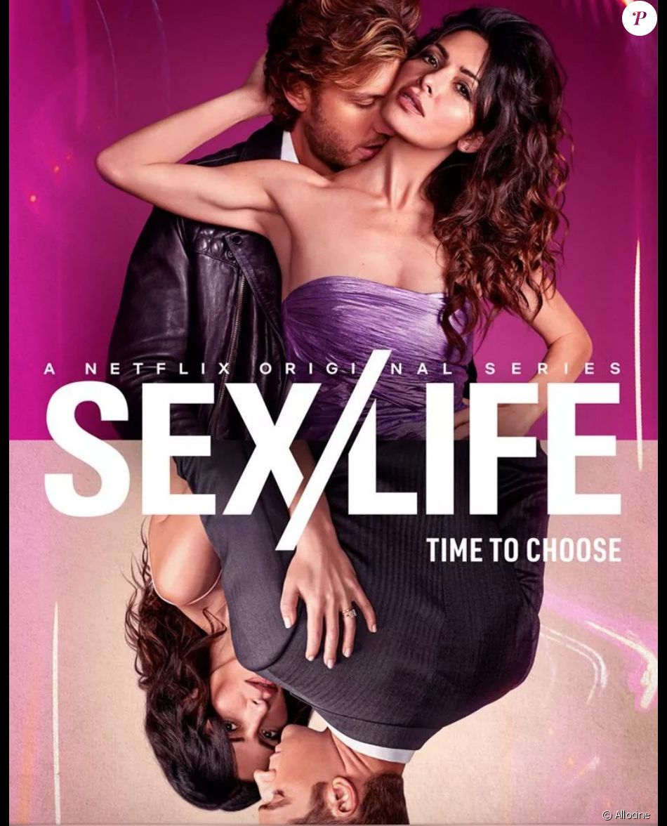 Sex/Life, disponible sur Netflix. - Purepeople