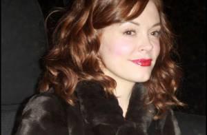 La ravissante Rose McGowan, la disjonctée Lindsay Lohan et la jolie January Jones... en l'honneur de beaux mâles !
