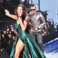 Fergie lors du défilé Victoria's Secret le 19 novembre 2009 à New York. Un ange !