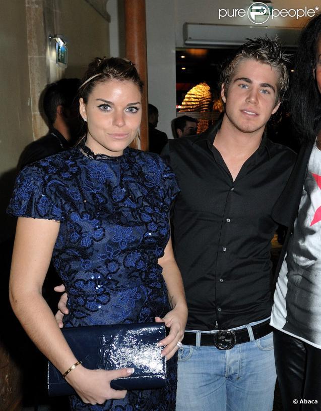 Sophie Tapie et Giovanni Castaldi vivent leur amour au grand jour... même la nuit !