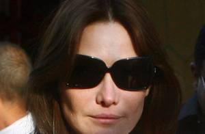 Carla Bruni Sarkozy : une journée de la nouvelle première dame de France...