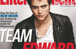 Robert Pattinson, Kristen Stewart et Taylor Lautner : qui est le rebelle le plus sexy ?