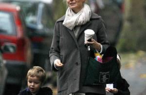 Gwyneth Paltrow : Entre être ponctuelle pour ses petits et soigner son look... Elle a choisi !