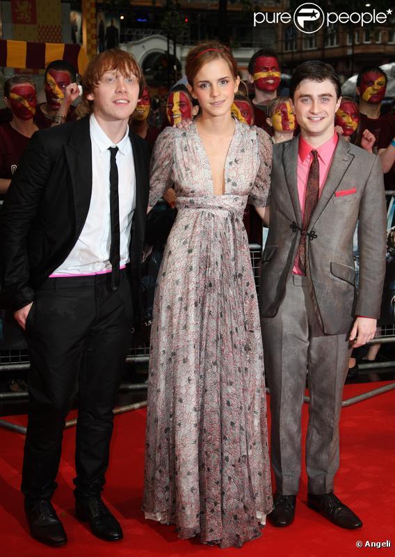 Daniel Radcliffe couple