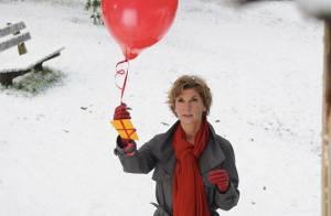 Michèle Laroque se sert de son fort caractère pour... faire voir la vie en rose aux enfants !
